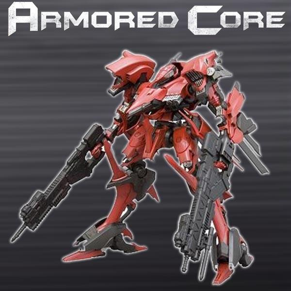 Armored Core - Rayleonard 03-AALIYAH KPACHAR Limited Edition 1/72 Model-Kit