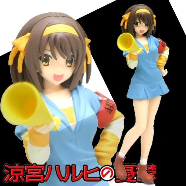 Suzumiya Haruhi no Yuutsu: Haruhi PVC Statue