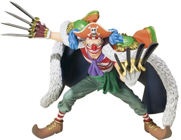 One Piece: Figuarts Zero Buggy non Scale PVC Statue