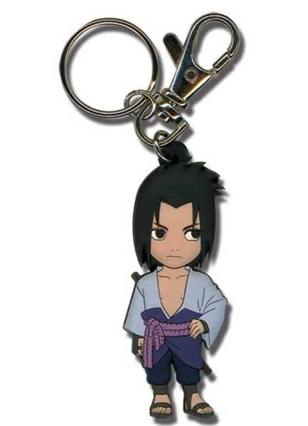 Naruto Shippuden: Keychain Sasuke