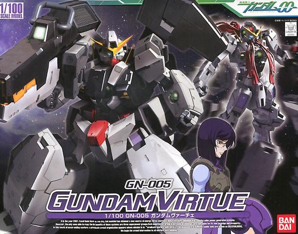 Gundam 00 - HG Gundam Virtue 1/100