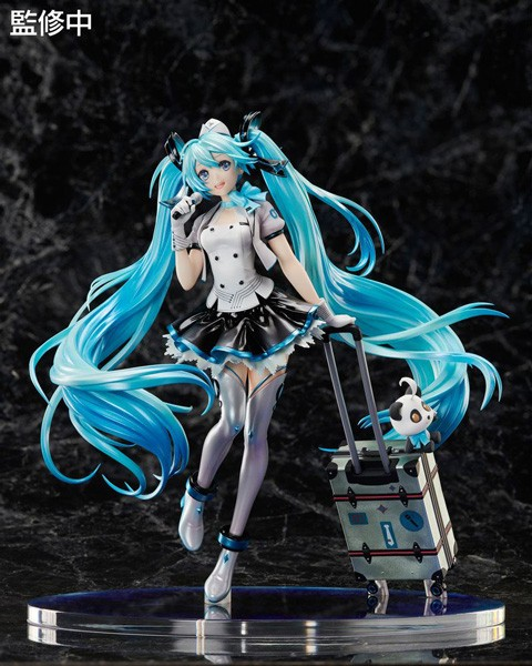Vocaloid 2: Miku Hatsune -Miku With You- 2018 Ver. 1/7 Scale PVC Statue