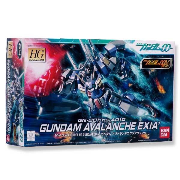 Gundam 00 - HG Avalanche Exia Dash 1/144