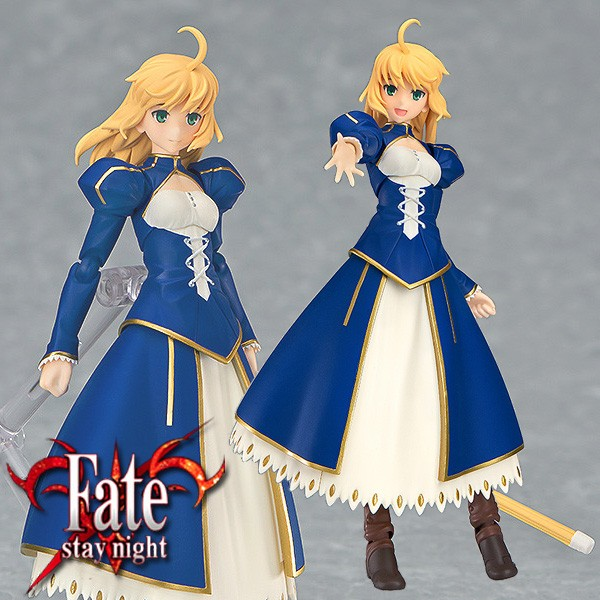 Fate/stay night: Figma Saber Dress Ver.