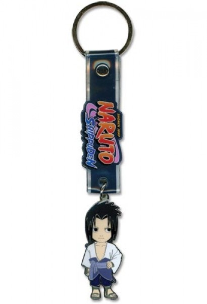 Naruto Shippuden: Schlüsselanhänger Sasuke Metall