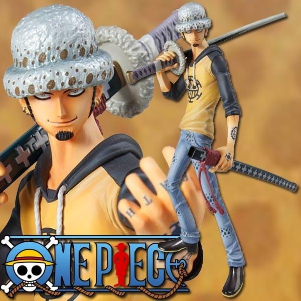 One Piece: P.O.P. Trafalgar Law 1/8 Scale PVC Statue