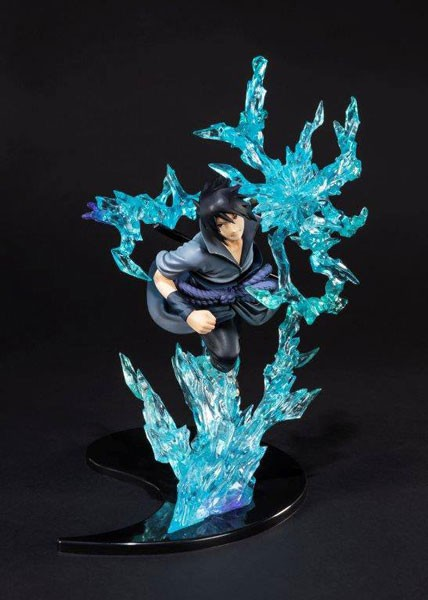 Naruto Shippuden: Figuarts Zero Sasuke Uchiha Kizuna Relation non Scale PVC Statue