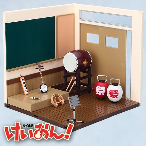 Nendoroid Play Set #03: Cultural Festival B Set