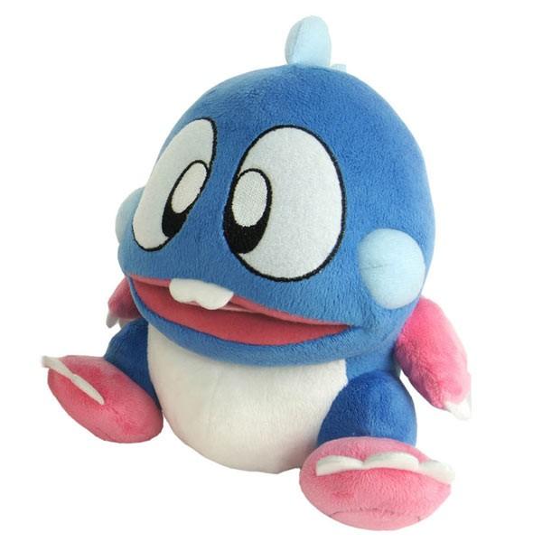 Bubble Bobble: Bob Plüschfigur mit Sound
