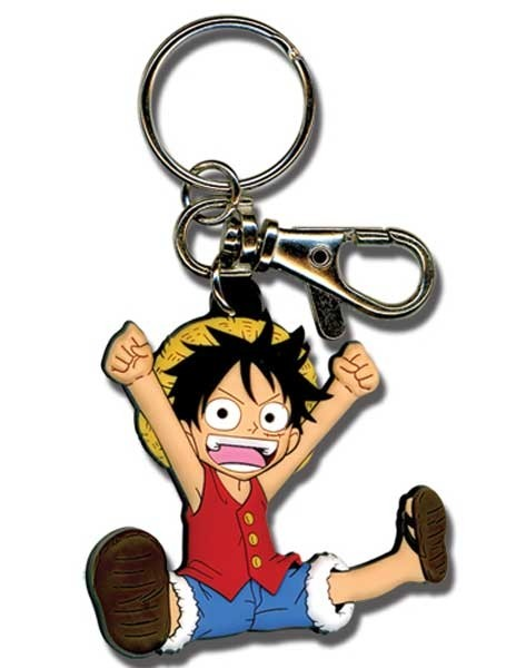 Keychain Ruffy