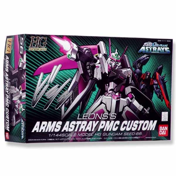 Gundam Seed Frame Astrays - HG Leons's Arms Astray PMC Custom 1/144