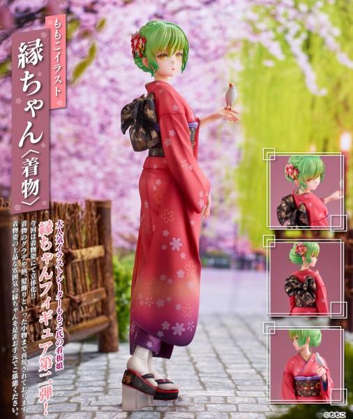 Original Character by Momoco: Yukari Kimono 1/6 Scale PVC Statue