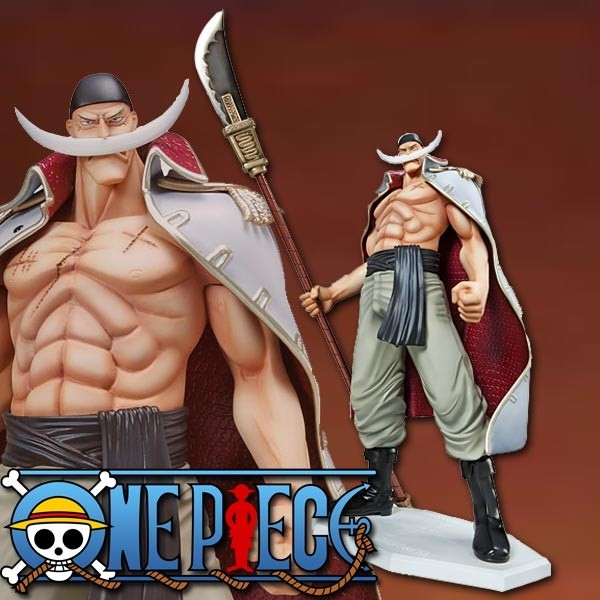 One Piece: P.O.P. Edward Newgate Whitebeard 1/8 Scale PVC Statue