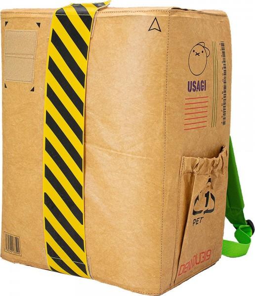 Original Design by Sumito Owara Rucksack Cardboard Box Design