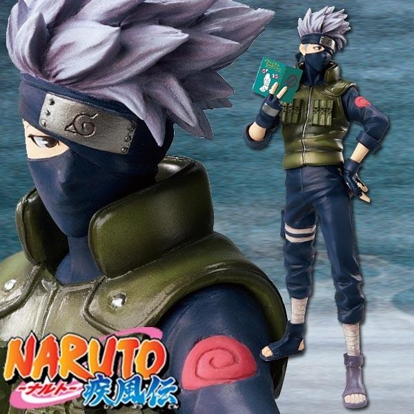 Naruto Shippuden: G.E.M. Serie Kakashi Hatake 1/8 Scale PVC Statue