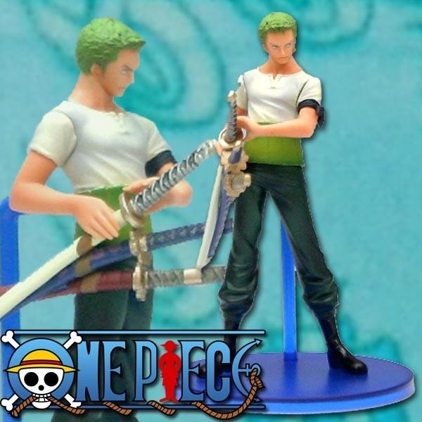 One Piece: High Spec Color Figure #3 Zoro
