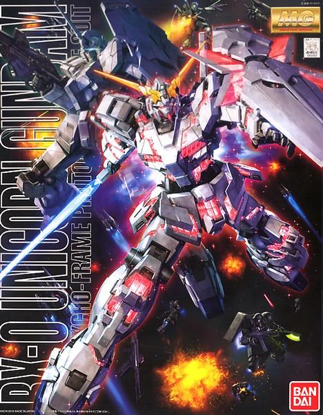 Gundam MG Unicorn Gundam 1/100