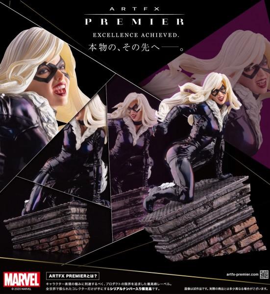 Marvel: Universe: ARTFX Premier Black Cat 1/10 Scale PVC Statue