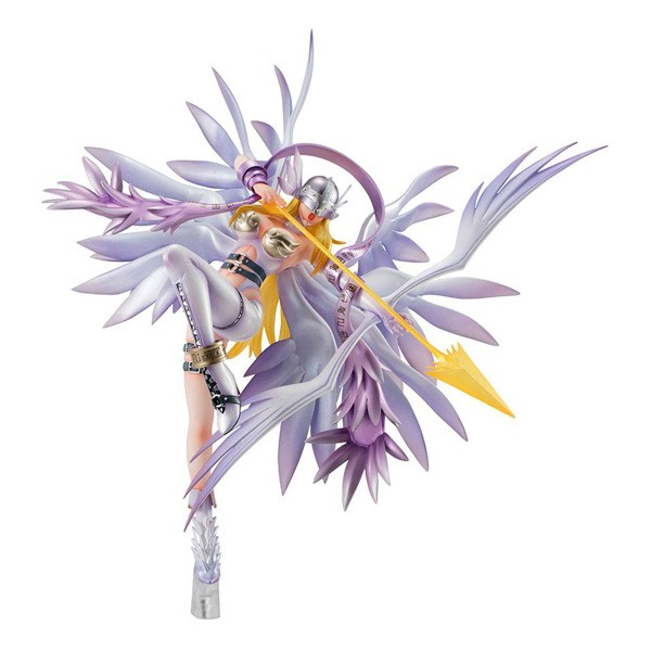 Digimon Adventure: Angewomon Holy Arrow Ver. non Scale Scale PVC Statue