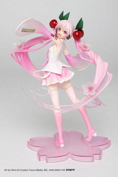 Vocaloid 2: Sakura Miku 2020 Ver. non Scale PVC Statue