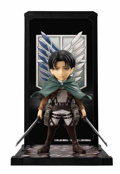 Shingeki no Kyojin: Buddies Levi non Scale PVC Statue