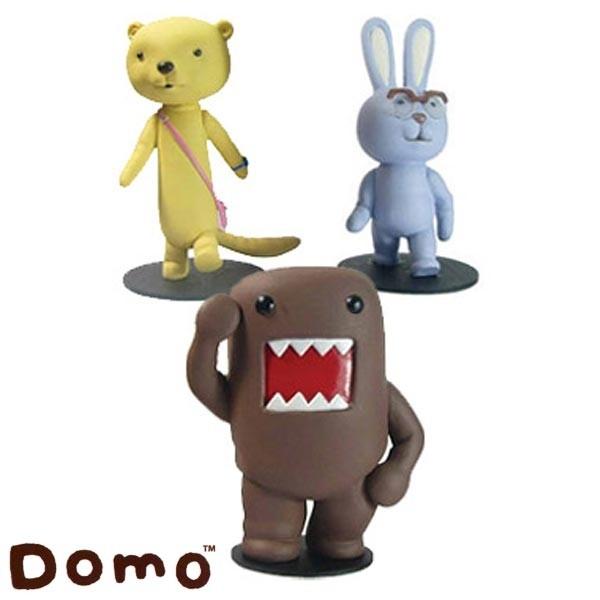 Domo Kun Set Domo & Friends
