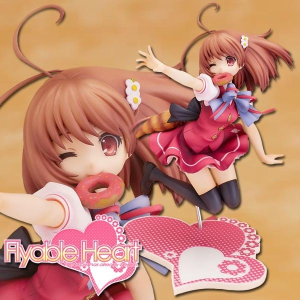 Flyable Heart: Yui Inaba 1/8 Scale PVC Figure