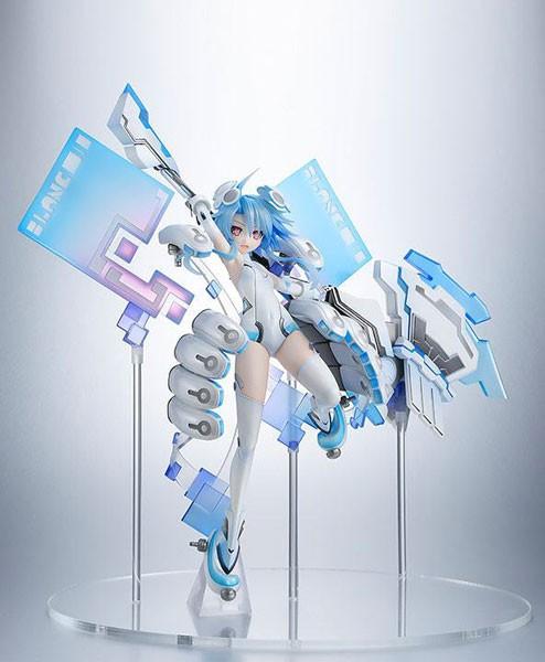 Hyperdimension Neptunia: White Heart 1/7 Scale PVC Statue