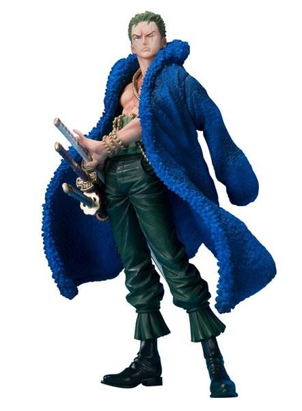 One Piece: Figuarts Zero Lorenor Zorro 20th Anniversary Ver. non Scale PVC Statue