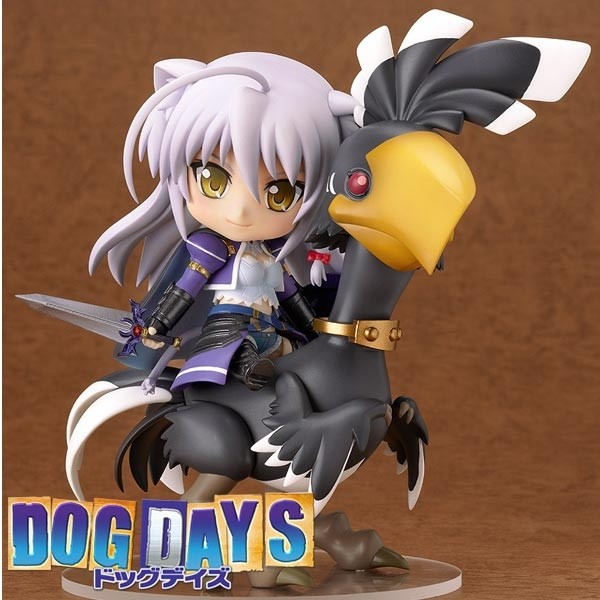 Dog Days: Leonmitchelli Galette des Rois - Nendoroid