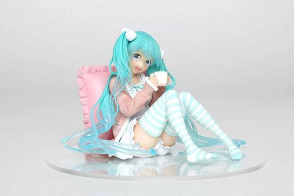 Vocaloid 2: Miku Hatsune Casual Wear Ver. non Scale PVC Statue