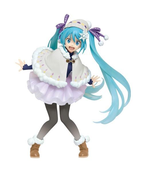 Vocaloid 2: Miku Hatsune Winter Ver. Renewal non Scale PVC Statue