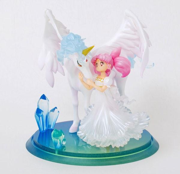 Sailor Moon: Figuarts Zero Chouette Chibi-Usa & Helios Exclusive non Scale PVC Statue