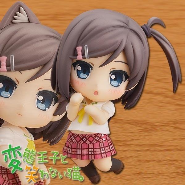 The Hentai Prince and The Stony Cat: Tsutsukakushi Tsukiko - Nendoroid