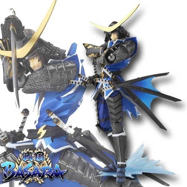 Sengoku Basara: Masamune Date Revoltech Yamaguchi Actionfigur #079