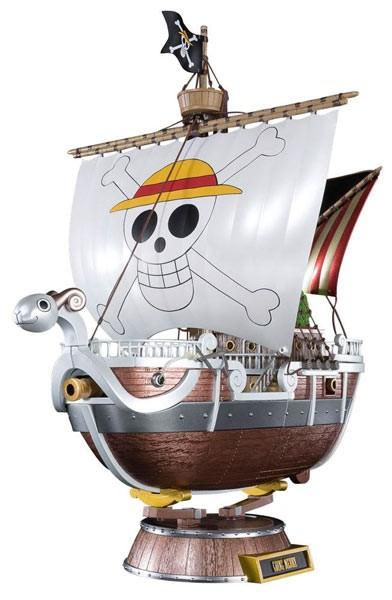 One Piece: Going Merry 20th Anniversary Metallic Color Ver. Fertigmodell