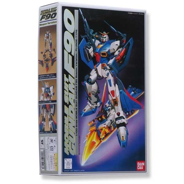 Gundam - F90 P Type 1/100
