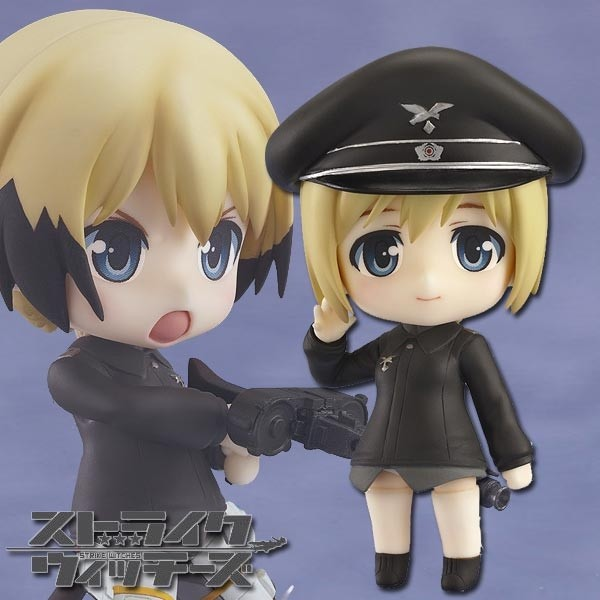 Strike Witches: Nendoroid Erica Hartmann