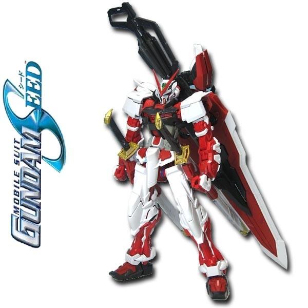 Gundam Seed - MG Gundam Astray Red Frame Custom 1/100