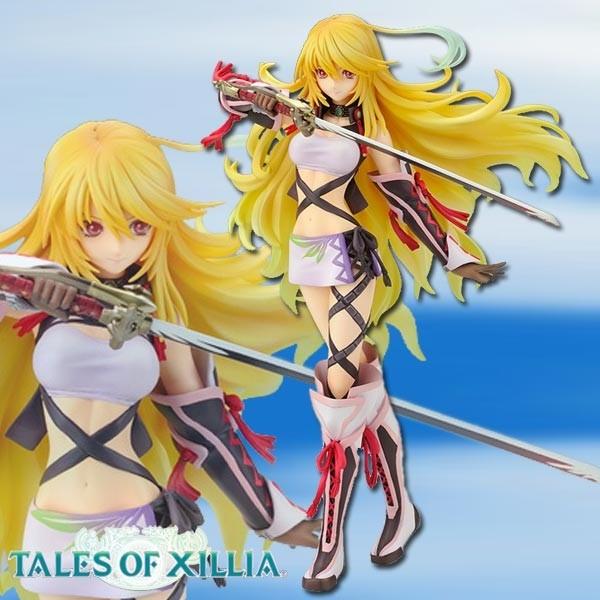 Tales of Xillia: Milla Maxwell 1/8 Scale PVC Statue