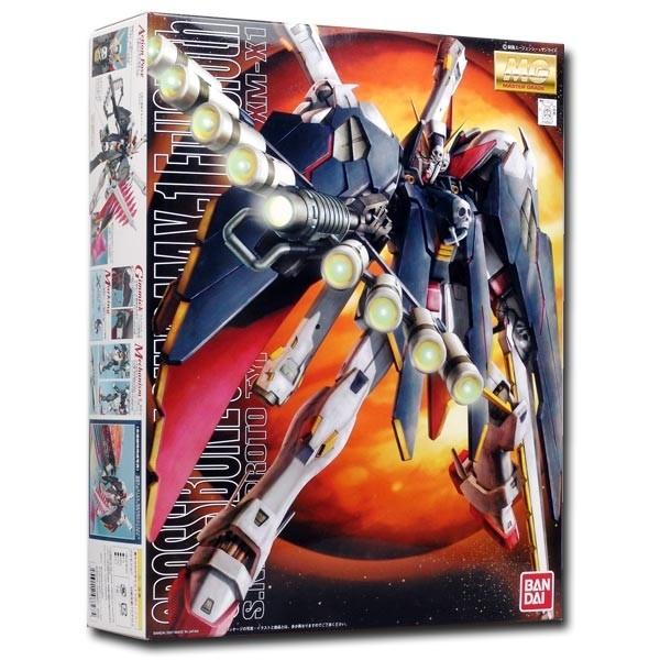 Cross Bone Gundam - MG Crossbone Gundam X-1 Full Cloth 1/100
