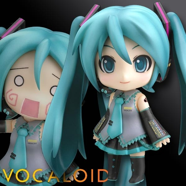 Vocaloid 2: Nendoroid Miku Hatsune Character Vocal Series 01