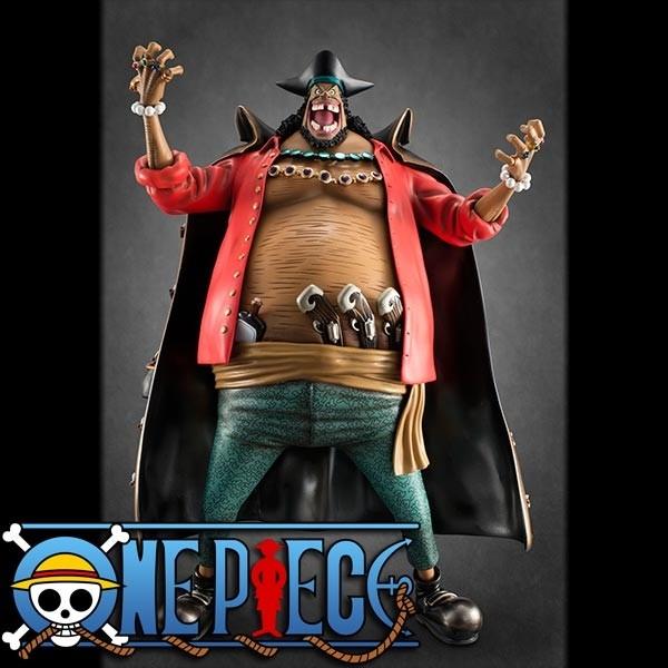 One Piece: P.O.P. Marshall D. Teach Blackbeard Ver. 1.5 1/8 Scale PVC Statue