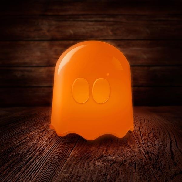 Pac-Man LED-Lampe Gespenst