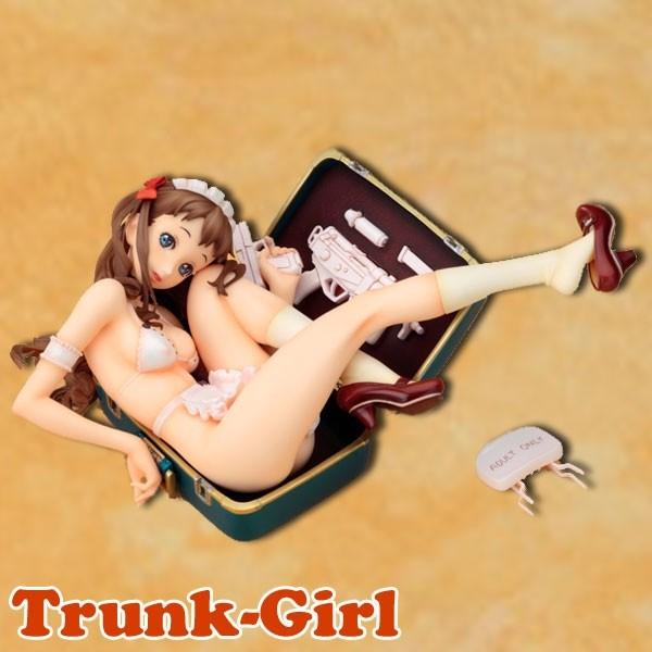 Trunk-Girl 1/7 Scale PVC Statue