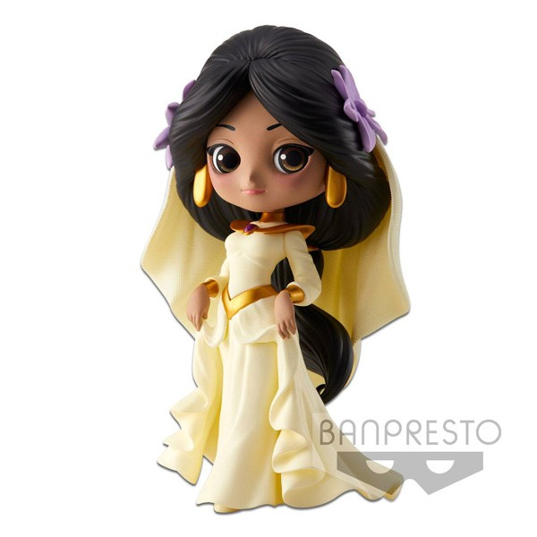 Disney: Q Posket Jasmin Dreamy Style A Normal Color Ver. non Scale PVC Statue