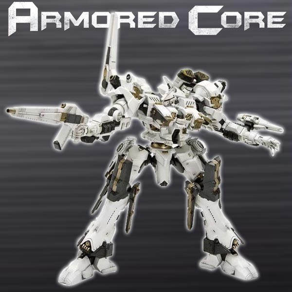 Armored Core - CR-Hogire Rosenthal 1/72 Model-Kit
