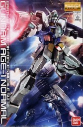Gundam AGE - MG Gundam AGE-1 Normal 1/100