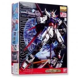 Gundam Seed - MG Aile Strike Gundam w/Special Clear Armor Parts 1/100
