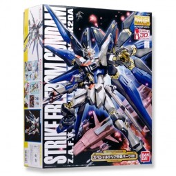 Gundam Seed - MG Strike Freedom Gundam w/Special Clear Armor Parts 1/100